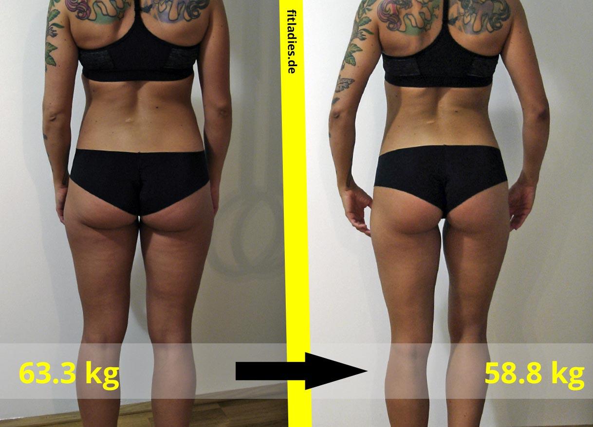 Abnehmen in einem Monat 4 Kilo konvertieren